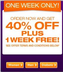 Nutrisystem Coupons will save you anwhere from 10 to 40%