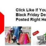 Pre Black Friday Sales-What To Look For This ThanksGiving