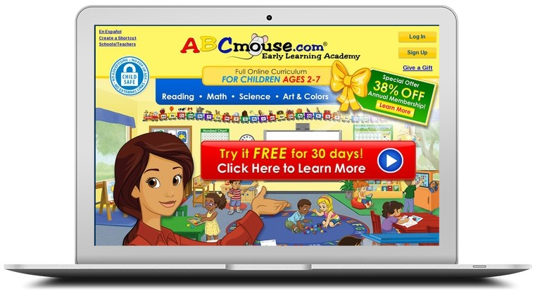 Abcmouse.com Coupons at Mydealsclub.com for 2019