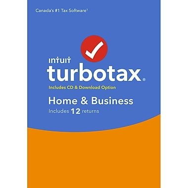 TurboTax Canada Business promotions