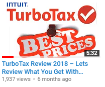 TurboTax Review 2018