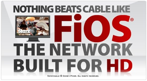 Review Of Verizon Fios