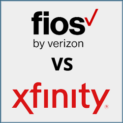 Xfinity Or Verizon Fios