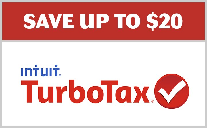 TurboTax Live Coupons and Deals