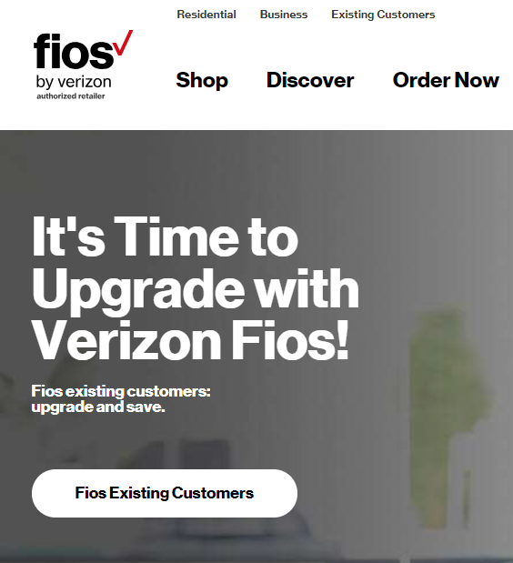 Verizon Fios Deals For Existing Customers-Negotiate Package