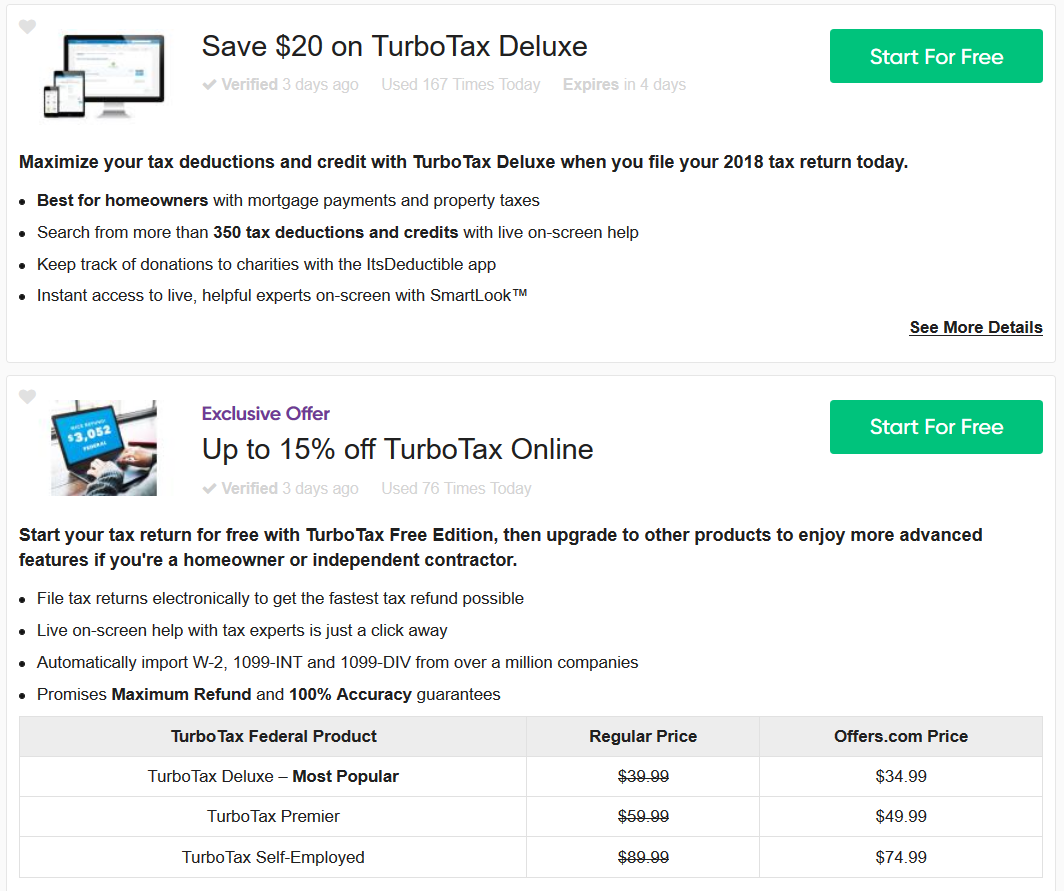 TurboTax Live Discount - Is There A Coupon For TurboTax Live