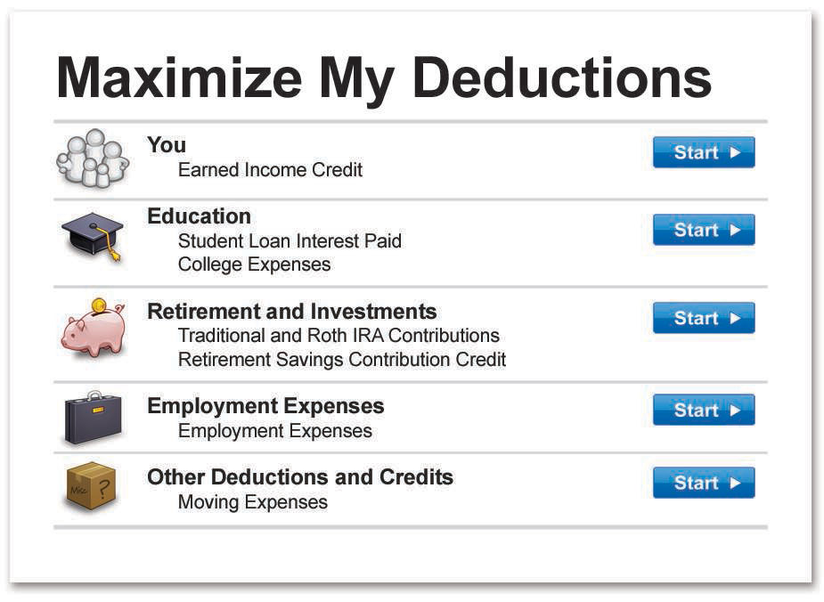 student deductions