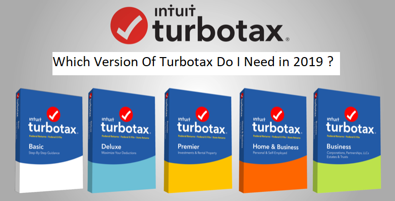 which version of turbotax should I use