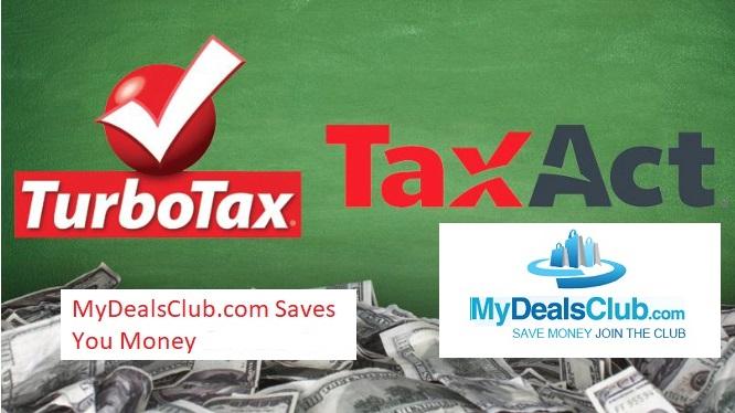 TaxAct vs TurboTax