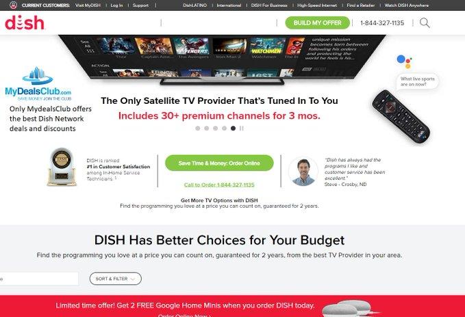 dish network deals new customers