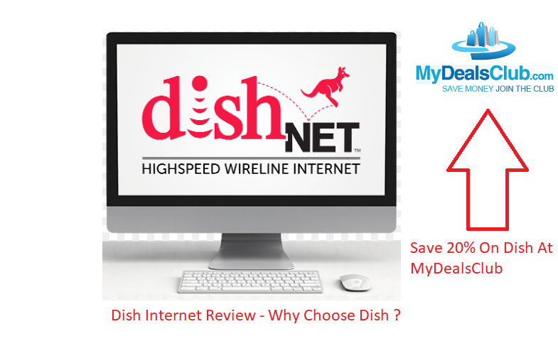 Dish Internet Review