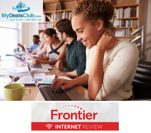 Frontier Internet Reviews 2020