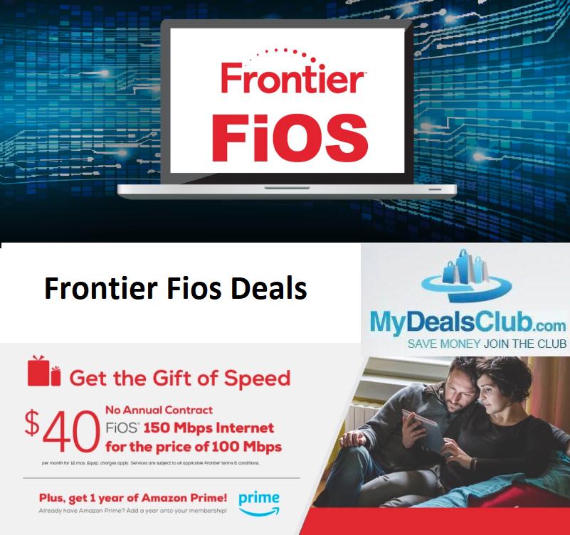Frontier Fios Deals