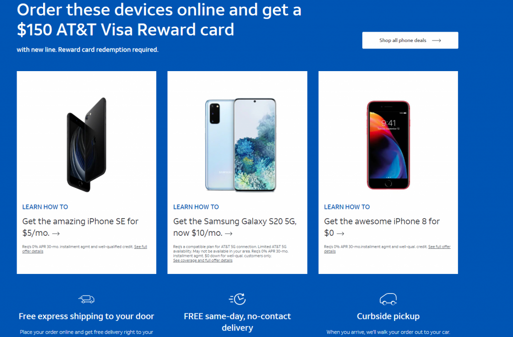 Best AT&T Phone Deals For Existing Customers