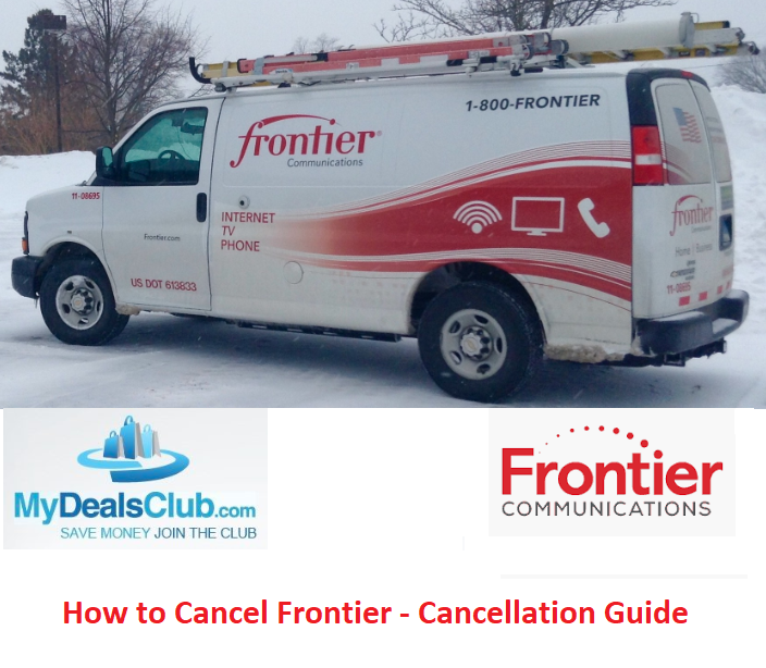 How to Cancel Frontier
