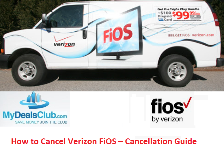 How to Cancel Verizon Fios