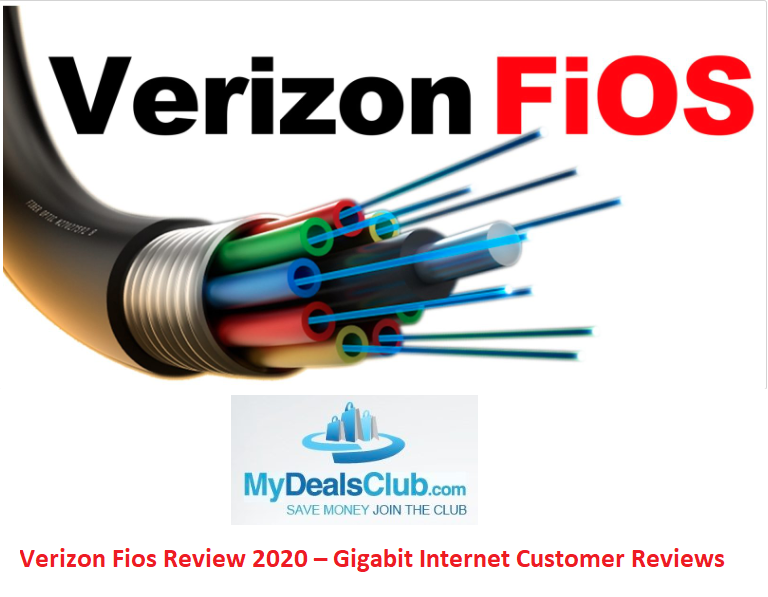 Verizon Fios Review 2020 – Gigabit Internet Customer Reviews