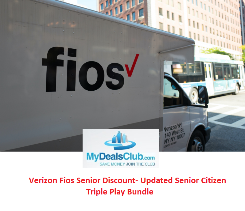 Verizon Fios Senior Discount