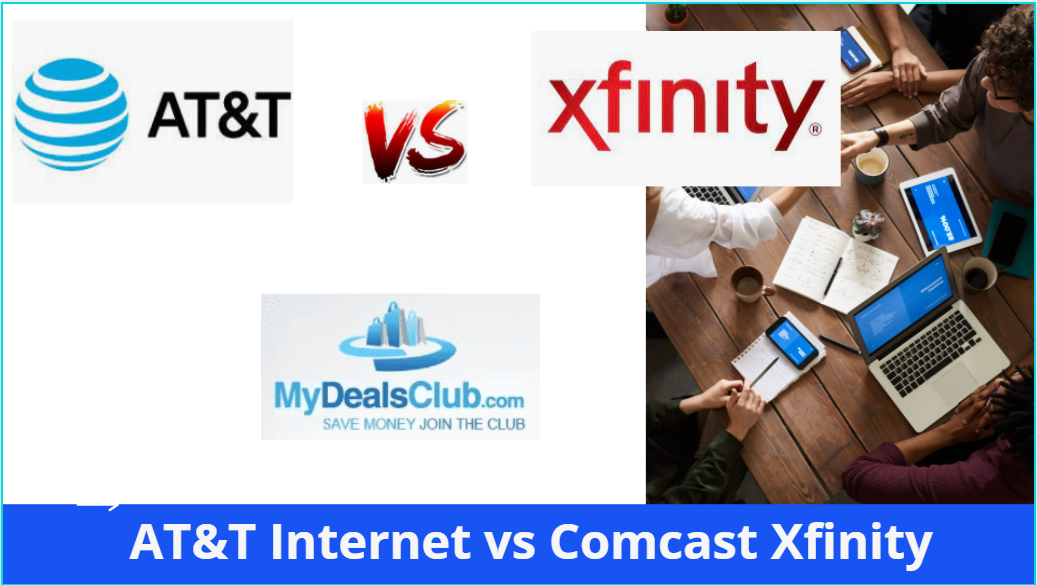 AT&T Internet vs Comcast Xfinity